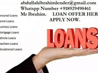DO YOU NEED URGENT LOAN